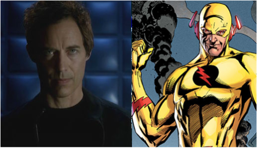 Tom Cavanagh and Professor Zoom